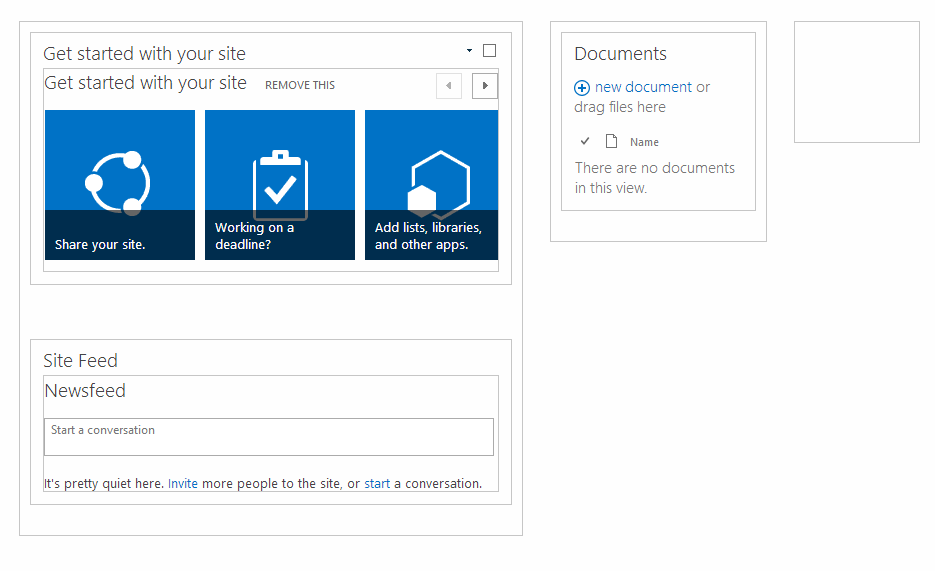 SharePoint page types: text layouts « Hannah\'s SharePoint