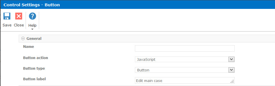 Add button on Nintex task form to edit main item with JavaScript